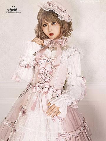 No.706 Angelica ドレス コーデ