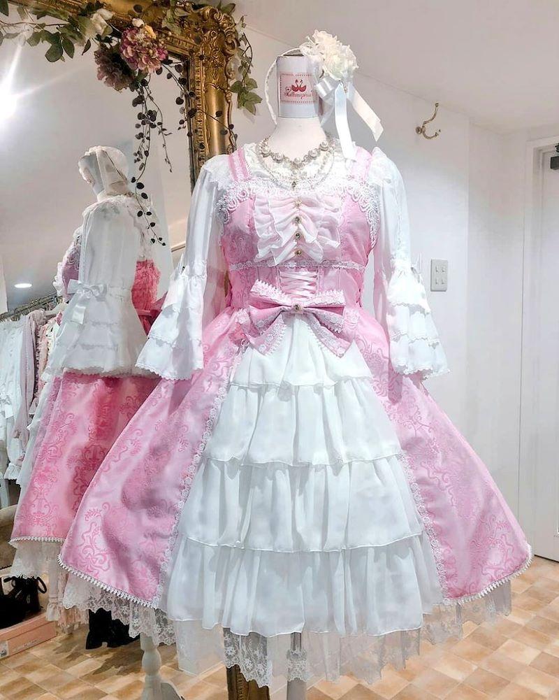 corset dress 3